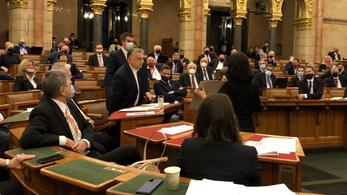Hatalmas egyest kapott Orbán Viktor a párbeszédes Szabó Tímeától