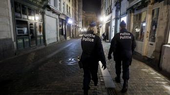 Újabb szexpartira csaptak le a belga rendőrök
