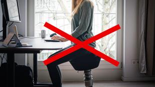 Így tehetsz a derékfájás ellen akkor is, ha sokat ülsz