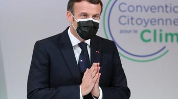 Emmanuel Macron alkotmányba foglalná a klímavédelmet és a környezeti értékek megőrzését