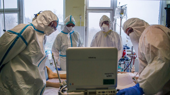 Már 34 egészségügyi dolgozó halt meg koronavírus-fertőzésben Magyarországon