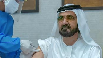 Az arab világ a kínai vakcinára szavazott
