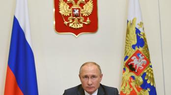 Most már Vlagyimir Putyin is gratulált Joe Bidennek