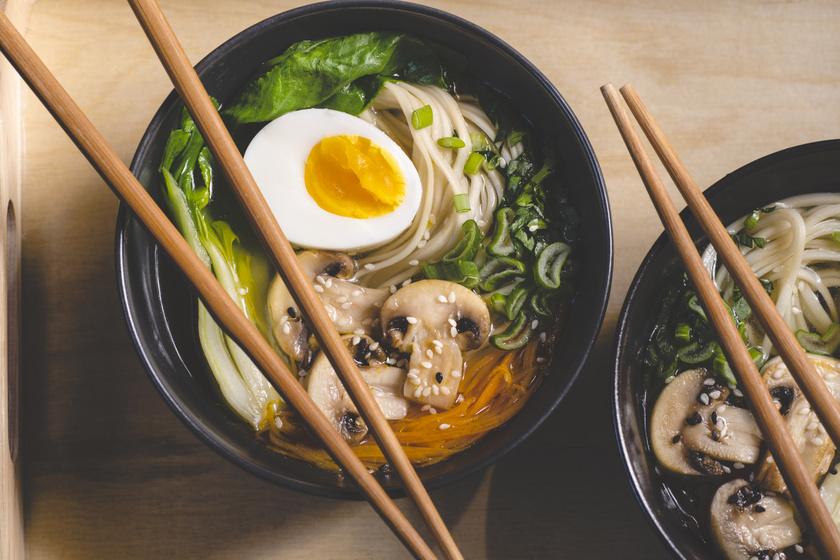 Tartalmas, immunerősítő ramen leves házilag – Tápláló gyógyír a hűvös napokra