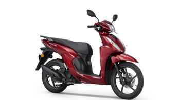Honda Vision 110: két literből száz kilométer