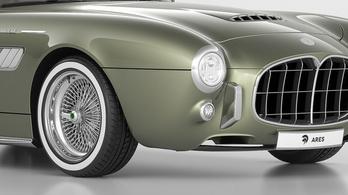 Stílusos Maserati-utánzat az Arestől