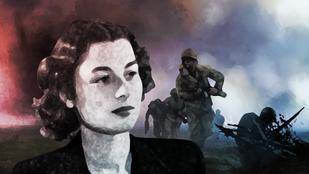 Férje halálát akarta megbosszulni Violette Szabo: a hős ellenállóval tarkólövés végzett