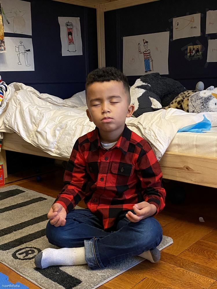 A brooklyni kisfiú adománygyűjtő akcióját itt lehet figyelni, a GoFundMe oldalán további fényképek is vannak