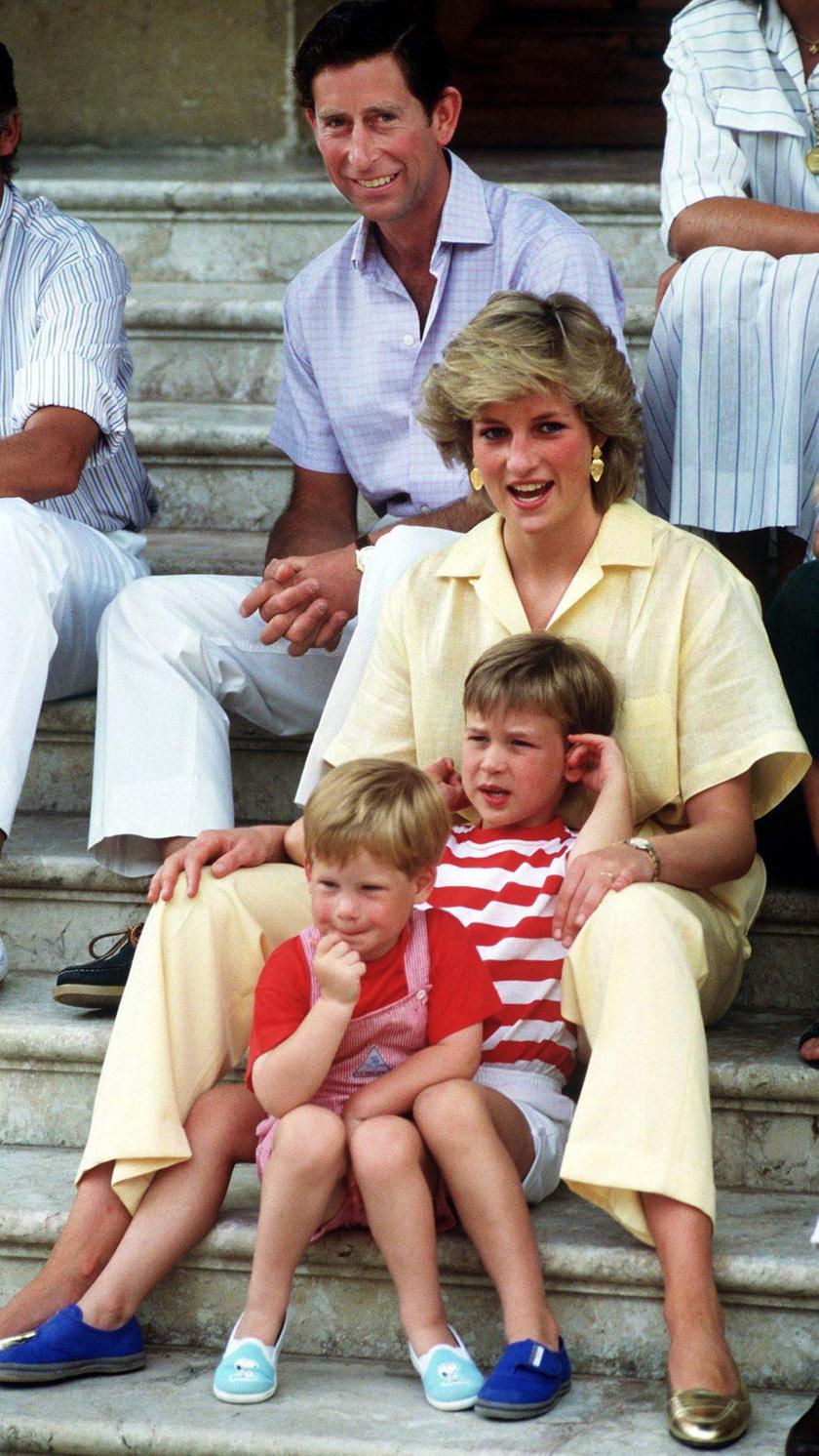 Diana hercegnő számára mindig is fiai voltak a legfontosabbak.