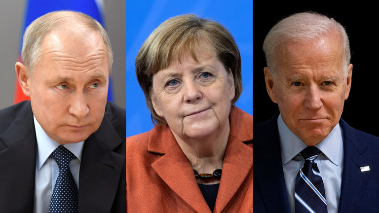 Biden jön, Merkel megy, Putyin marad