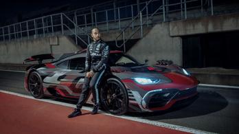 Ismét előkerült a Mercedes szupersportkocsija