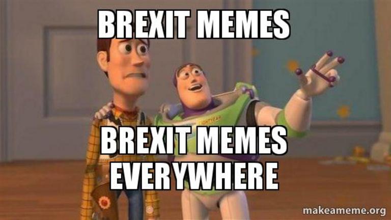 Brexit-mémek, amiket még a kilépés előtt látnia kell!