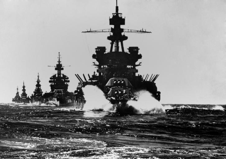 Amerikai flottakötelék