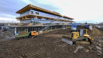 Hárommilliárdos fejlesztés a Debreceni Egyetemen