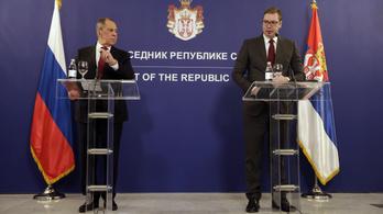 Koszovó Szerbia része az orosz külügyminiszter szerint
