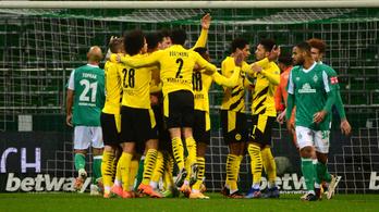 Edin Terzic győzelemmel debütált a Dortmund kispadjján