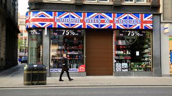 Mutálódott a vírus Londonban, újabb korlátozások léptek életbe