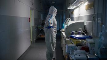 Viszonylag kevés új fertőzöttet találtak