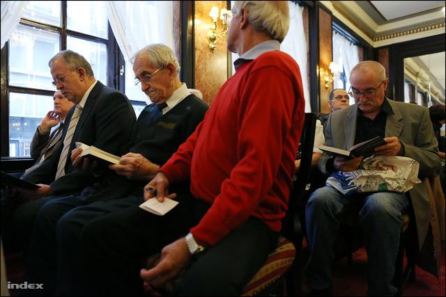 Az olvasók