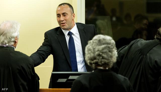 Haradinaj felmentése után