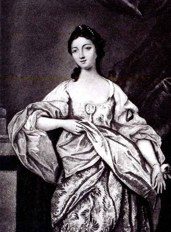 Maria Gunning, Coventry grófnője.