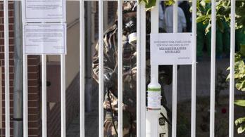 Az operatív törzs cáfol: továbbra is tilos az idősotthonok látogatása