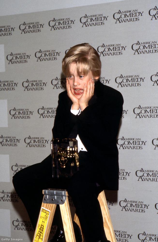 Ez például az American Comedy Awards volt, a humoristák díjkiosztója, 1991 áprilisában, azaz fél évvel a film bemutatója után