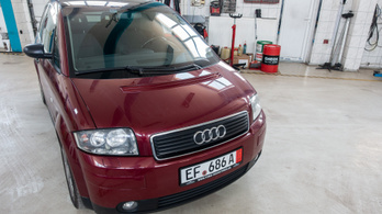 Bébi-Audi Németországból: Gyuri jól döntött?