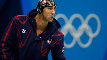 Michael Phelps attól fél, hogy sokan fognak doppingolni az olimpián