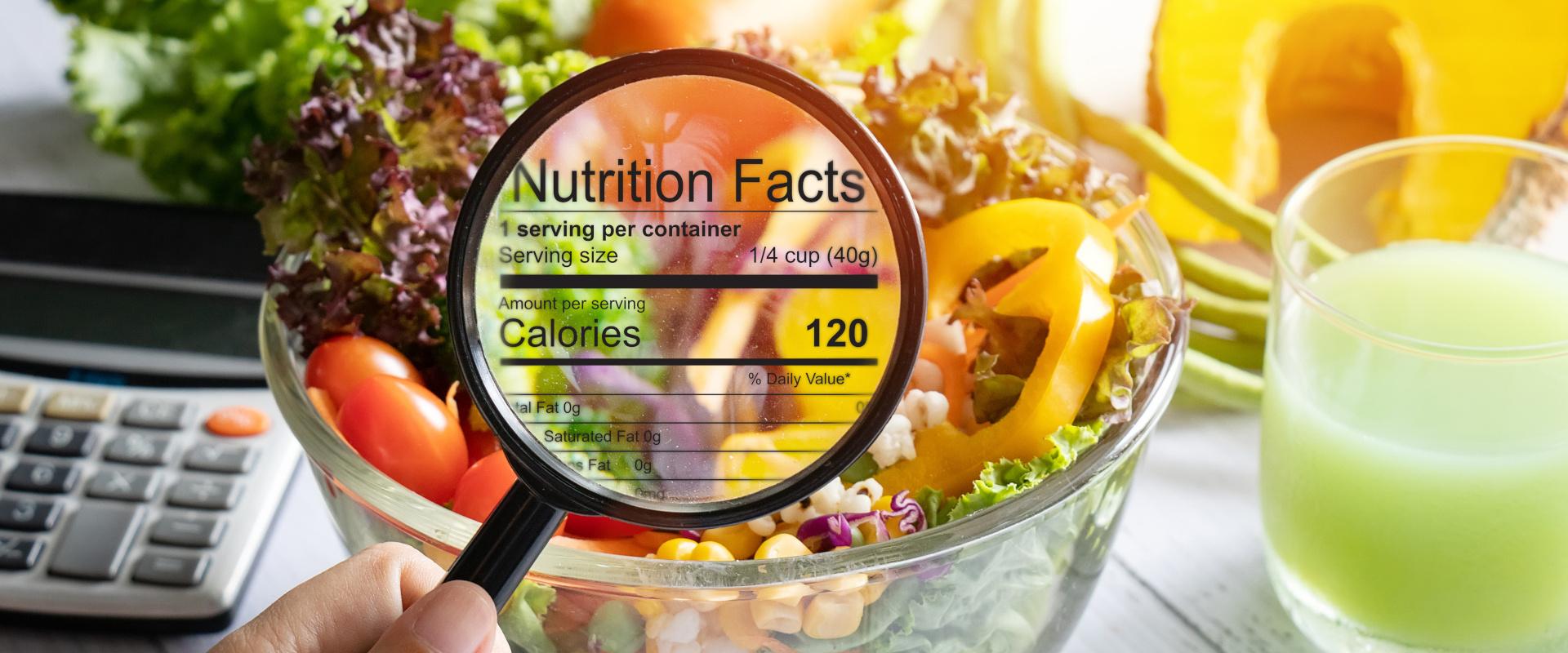 élelmiszer összetevők cover