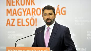 Hidvéghi: Gyurcsányné és a baloldal minden határt átlépett a Magyarország elleni hadjárattal
