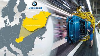 Szijjártó: Debrecen lesz a kulcspontja a BMW elektromobilitási stratégiájának