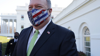 Önkéntes karanténba vonul az amerikai külügyminiszter