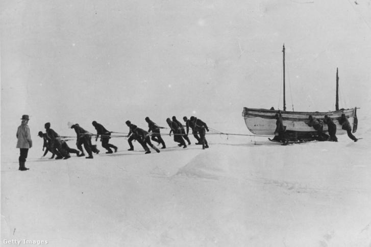 A Shackleton-féle expedíció