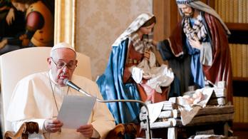 Ferenc pápa lesz a főszereplő a Netflix új sorozatában