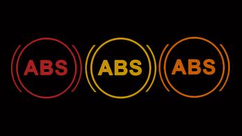 ABS kiiktatása a biztosíték lehúzásával