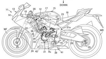 Előkamrás megoldással tenné takarékosabbá és erősebbé a Honda a sportmotorjait