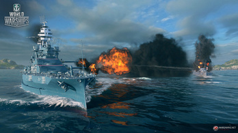 World of Warships - tengerre magyar!