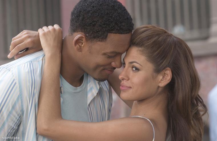 A 2005-ös Randiguru című filmben Will Smith és Eva Mendes csőrözött egymással