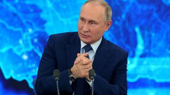 Putyin: Az amerikaiak be fognak avatkozni az orosz választásokba