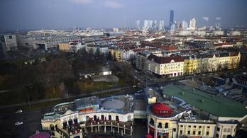 Bécs lakóinak csaknem egyharmada nem osztrák állampolgár