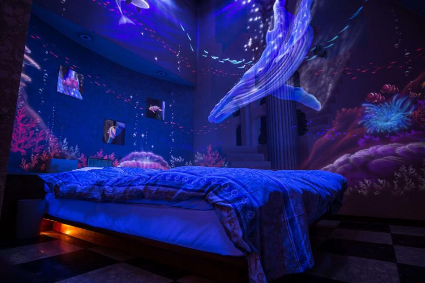 Ilyen a japán love hotelek különleges világa: teljes diszkréció és hihetetlen dizájn