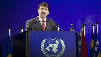 A WWF kéri Áder Jánost, hogy ne írja alá a vizeket veszélyeztető törvényt