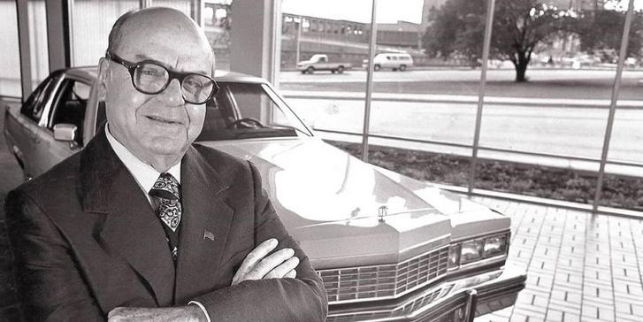 Frank Kent, Amerika leghíresebb Cadillac-kereskedője