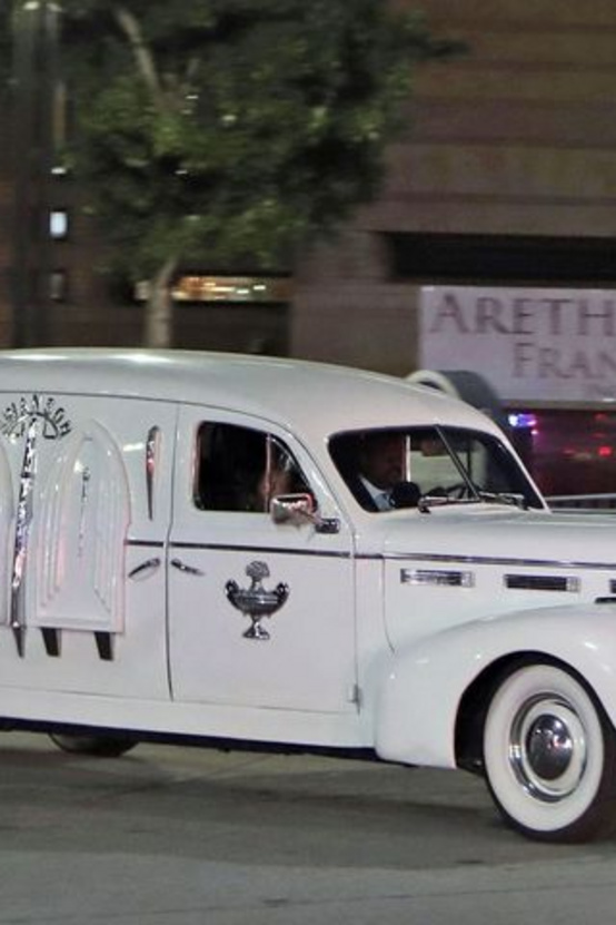A ma már 80 éves LaSalle pompakocsi