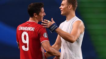 Tarolt a Bayern és a Liverpool a FIFA-gálán, Szon nyerte a Puskás-díjat