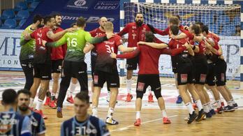 A Veszprém idegenben ütötte ki a Szegedet a kézibajnokság csúcsrangadóján