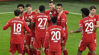 Jelentősen kisebb profittal zárta az idényt a Bayern München