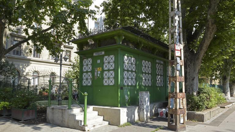 Kilencven vécét használ mintegy kétmillió budapesti