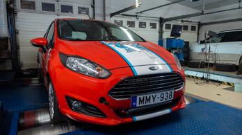Totalcar Erőmérő: Ford Fiesta 1,0 Ecoboost Revo